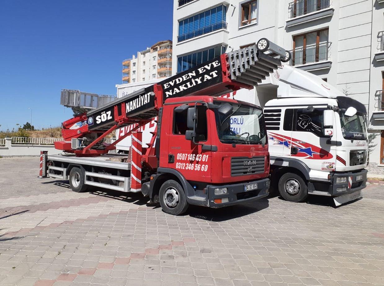 Yozgat Asansörlü Nakliyat