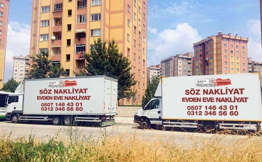 Yozgat Büro Taşıma Kamyonları